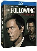 ザ・フォロイング<ファースト・シーズン>ブルーレイ コンプリート・ボックス(初回限定生産) [Blu-ray]