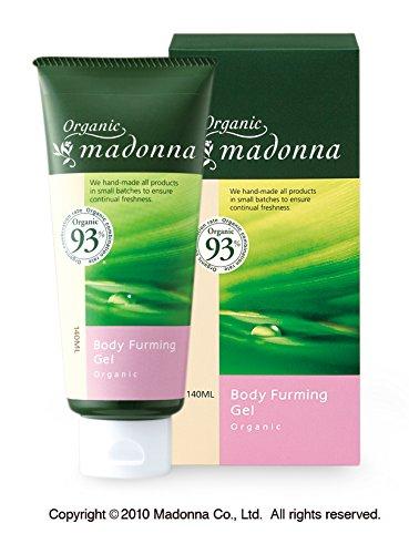 オーガニックマドンナ ボディファーミングジェル140ml(オーガニック93%配合)