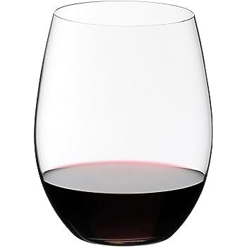 リーデル (RIEDEL)赤ワイングラス リーデル・オー カベルネ/メルロ 600ml  0414/0 2個入