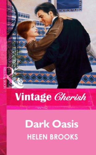 Dark Oasis (Mills & Boon Vinta...