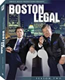 Boston Legal: Season 2 [DVD] [Import]