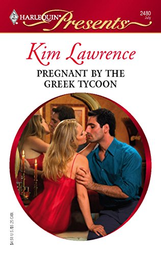Download Pregnant By The Greek Tycoon (Harlequin Presents) 0373124805