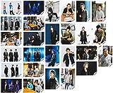 KAT-TUN「CAST」MV&ジャケ写撮影オフショット 公式写真 上田竜也 27枚フルセット