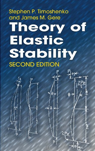 amazon theory of elastic stability dover civil and mechanical