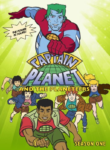 Captain Planet & Planeteers: Season One [DVD] [Import]