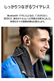 Anker SoundBuds Slim Bluetoothイヤホン 【マグネット機能 / 防水規格IPX4 /内蔵マイク搭載】 iPhone、Android各種対応