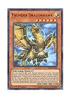 遊戯王 英語版 SOFU-EN020 Thunder Dragonhawk 雷鳥龍-サンダー・ドラゴン (ウルトラレア) 1st Edition