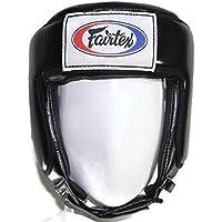 Fairtex hg9 Competitionヘッドガード – 保護用ボクシング、キックボクシング、ムエタイMMA