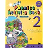 Jolly Phonics Activity Book 2 (in Print Letters)