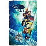 Crew - Star Trek TNG 30th Anniversary - Fleece Throw Blanket