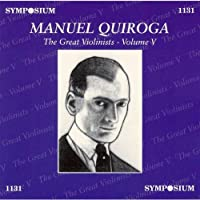 The Great Violinists Volume 5