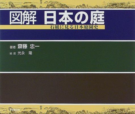 図解 日本の庭―石組に見る日本庭園史