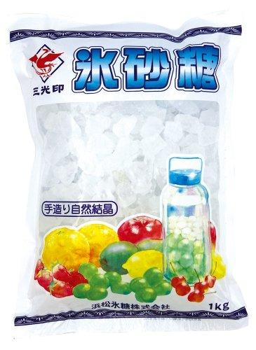氷砂糖(ロック)中角 1Kg