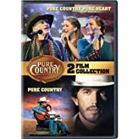 Pure Country/Pure Country 3: Pure Heart (DVD) (Double Feature) [並行輸入品]