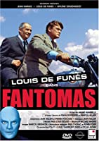 Fantomas (De Funes) (French Language Edition)
