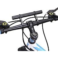 West Biking 自転車 エクステンダーマウント アルミ合金製 取り付け工具付き ハンドルバー エクステンダー サイクルコンピューター ライトホルダー 全3色