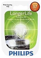 Philips 37 LongerLife Miniature Bulb%カンマ% 2 Pack [並行輸入品]