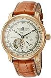 [ツェッペリン]ZEPPELIN 腕時計 100周年 シルバー文字盤 自動巻き 76625 メンズ 【並行輸入品】