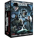 Classic Horror Literature Collection (3 Films) - 4-DVD Box Set