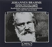 Samtliche Chorwerke a Capella by JOHANNES BRAHMS (1997-03-18)