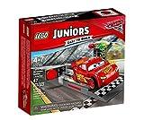 レゴ (LEGO) ジュニア ディズニー カーズ ライトニング・マックィーンのスピードランチャー 10730