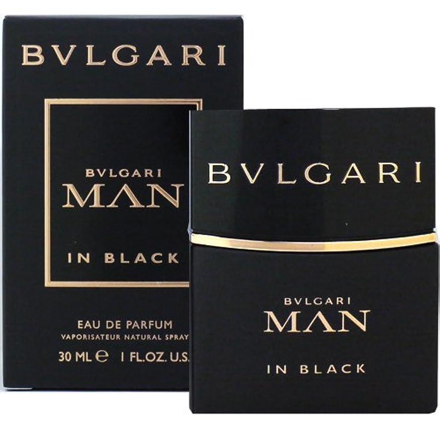 かわす助言するスロットブルガリ BVLGARI ブルガリ マン イン ブラック 30ml EDP SP fs