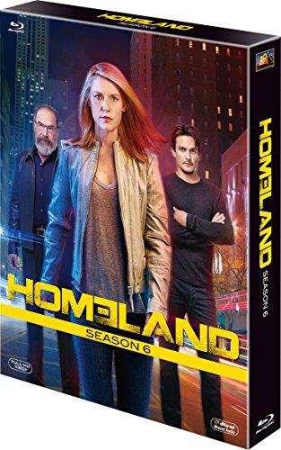 HOMELAND/ホームランド シーズン6 ブルーレイBOX [Blu-ray]