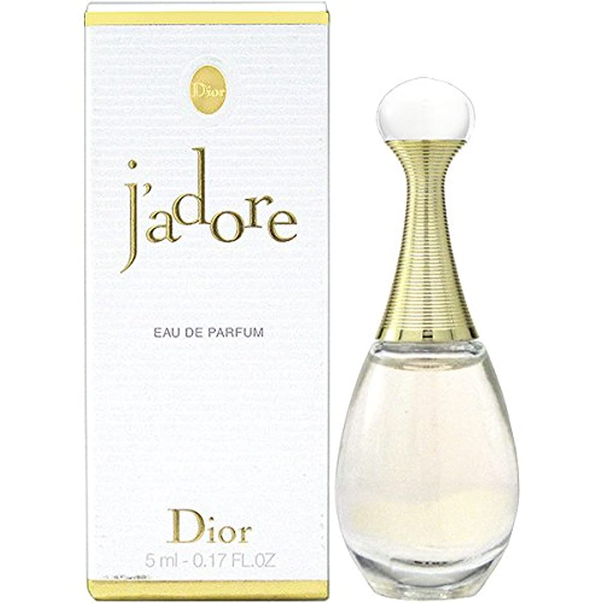 鎮痛剤キャスト郵便物クリスチャン ディオール(Christian Dior) ジャドール EDP 5ml[並行輸入品]