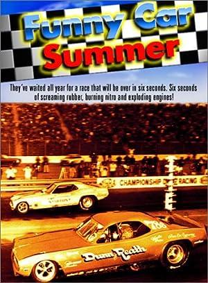 Funny Car Summer [DVD] [Import]