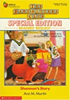 Shannon's Story (Baby-Sitters Club)