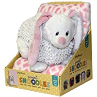 Sweet Snoodles Bunny 2 Piece Gift Set by Little Miracles [並行輸入品]