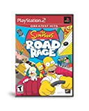 Simpsons Road Rage / Game