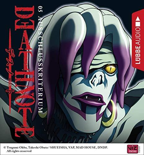 Death Note - Folge 05: Ausschlusskriterium