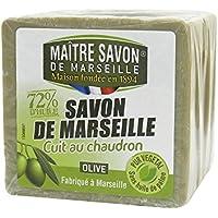 メートル・サボン・ド・マルセイユ サボン・ド・マルセイユ オリーブ 300g