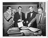 ショーン・コネリー、イアン・フレミング、アルバート・R・ブロッコリ、ハリー・サルツマン 写真(大) Photograph #1