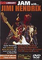 Jam With... Jimi Hendrix [DVD + CD] [Import anglais]