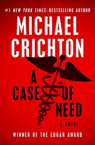 michael crichton disease book