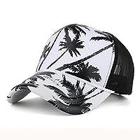 [eleitchtee] ベースボールキャップ メンズ レディース スナップキャップ メッシュ 野球帽 帽子 CAP ハット 日よけ帽 スポーツ 008-zmmy-b432(ブラック)