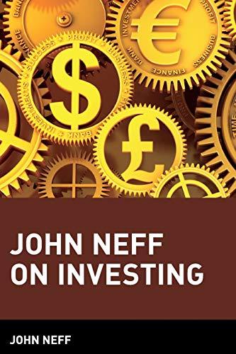 Download John Neff on Investing 0471417920