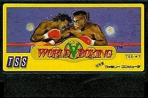ワールドボクシング
