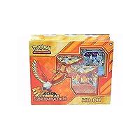 The Pokemon Compagny International - Pokemon - Deck Combat Legendaire Ho-Oh - 0820650209864