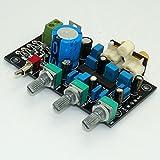 Newone LM1036トーン低音調整プリアンプ・プリアンプ