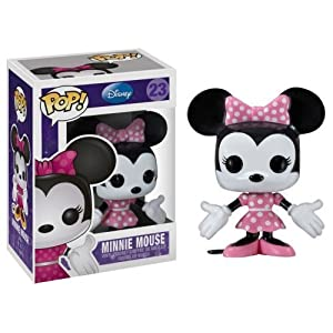 おもちゃ Minnie ミニー Mouse: Funko ファンコ POP! Disney ディズニー Vinyl Figure フィギュア ホビー フィギュア トイ 模型 [並行輸入品]