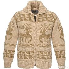 Kanata Full Zip Cowichan Sweater 39980