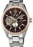[オリエント]ORIENT 腕時計 ORIENT STAR オリエントスター モダンスケルトン ORIENT65周年記念モデル 機械式 自動巻き(手巻き付き) ブラウン (SDK05005T0) WZ0261DK メンズ