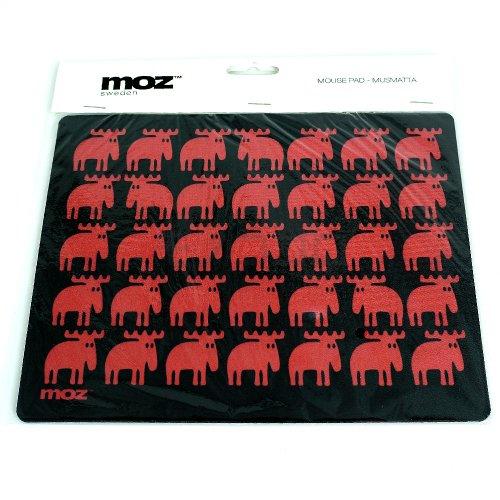 フェルグ&フォルム FARG&FORM moz マウスパッド レッド 22×18cm 並行輸入品 980051