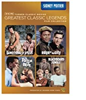 Tcm Greatest Classic: Legends - Sidney Poitier [DVD] [Import]