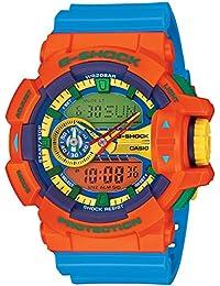 [カシオ] CASIO 腕時計 G-SHOCK ジーショック Hyper Colors ハイパーカラーズ GA-400-4AER [逆輸入]