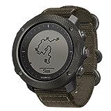 スント(SUUNTO) 腕時計 トラバース アルファ フォリッジ 10気圧防水 GPS 気圧/高度/方位/速度/距離計測 [日本正規品 メーカー保証2年] SS022292000