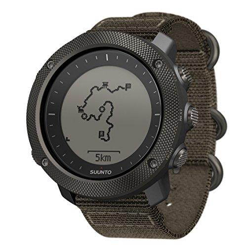 SUUNTO TRAVERSE ALPHA (スント トラバース アルファ) スマートウォッチ GPS 登山 気圧計 [日本正規品] SS022292000 フォリッジ